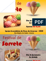 Festival de Sorvete