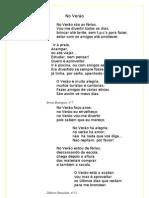 Poemas - O Verão