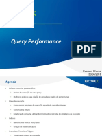 Apresentacao - Performance Oracle