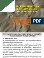 efectos secundarios de la mala aplicacion de fluidos