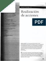 Capítulo 7 - Realización de Acciones[Goldstein 2009 - Sensación y Percepción]