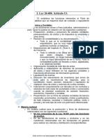 Resumen de Actuacion Profesional Judicial