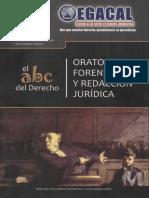 Oratoria Forense y Redacción Jurídica