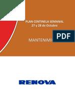PLAN CENTINELA 27, 28 OCT. RENOVA-KOMATSU-CRUBHER.PPTX