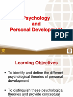 3 Psychology and Personal Development