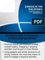 ppt pe and health