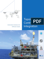 Topside Control Automation