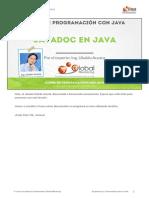 CPJ a Leccion JavaDoc