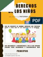 Los Derechos de Los Niños Sm Dif Amatlan de Los Reyes