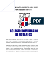 COLEGIO DE NOTARIOS