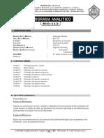 Programa Analítico Fisiología BIO-112