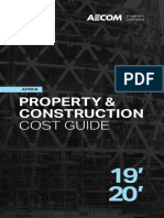 Aecom Africa Cost Guide 2019