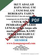 kampungsoal.com Free Soal Utul UGM Saintek 2008-2018.pdf