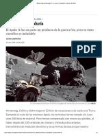 La Luna y la sabiduría   Ciencia   EL PAÍS