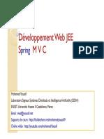 3 Architecture JEE Spring MVC