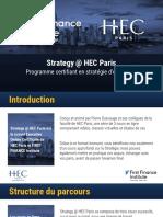 Brochure Strategy HEC Paris