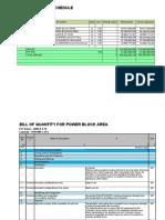 Bq Civil Package Indrajaya Penawaran