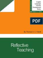 Reflective Teaching - Thomas Farrel