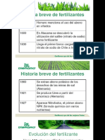 Tecnica de Cultivo de Especies (Fertilizantes) Marzo 1
