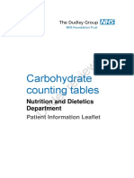 Carbohydrate Counting Tables V1 A4 UR