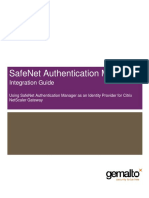 SAM SAML IntegrationGuide Citrix Netscaler Gateway 11