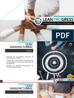 Lean Manufacturing Informes