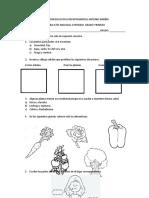 Prueba Icfes Biologia 2