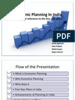 Economic Planning in India (2)