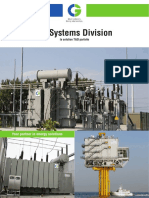 CG Brochure Systems Division FR