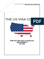 Find Out Why 85 of Applicants Are Denied a US Visa 2018 2