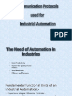 the need of automation