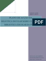 PLANO DE ACÇÃO BE MÁRIO CLÁUDIO