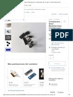 Componentes Smd Resistencias, Condensadores, Etc. Ver Lista - S_ 1,00 en Mercado Libre.pdf