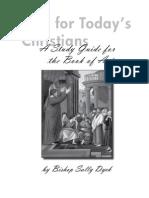 Bishop's Acts Study