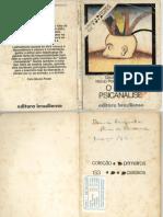Livro - o Que é Psicanálise (Cesaratto)