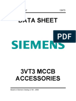 Siemens 3VT3 MCCB Accessories data sheet.pdf