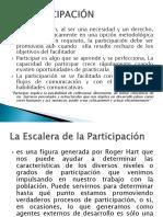 1. La Participación