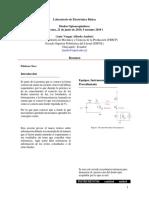 Informe 1 electronica Basica_ Espol