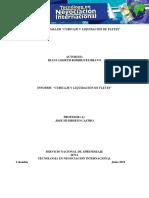 Evidencia 3 Taller Cubicaje y Liquidacion de Fletes