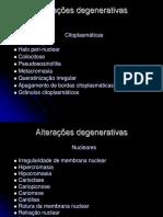 Aula 08 - Alterações Citológicas-Inflamação