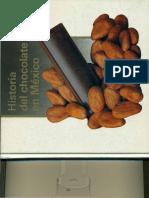 De LA VARA, Martin. Historia Del Chocolate en Mexico