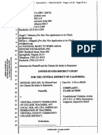 McCain Versus AFT Lawsuit