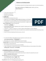 Accounting Ratios - Notes