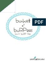 bucket o' burpees printable