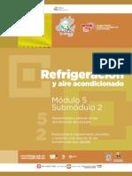 REFRIGERACION Y AIRE ACONDICIONADO Módulo 5 Submódulo 2.pdf