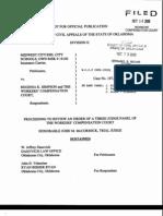 Midwest City - Del City Schools v. Simpson[1]