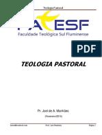 apostila de teologia PAstoral