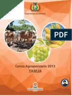 Censo Agropecuario Ine 2013