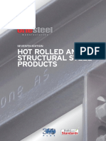 ONE Steel_Hot Rolled & Structural Steel Products