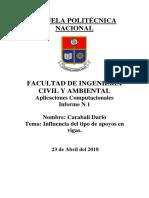 DISEÑO DE VIGA EN SAP2000